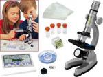 Edu-Toys Микроскоп для школьников MS907 + лабораторный набор
